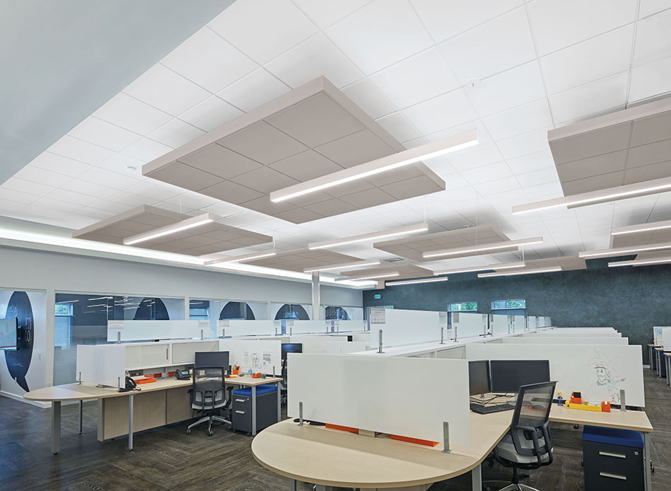 Acoustics II Speech Privacy In Office Design