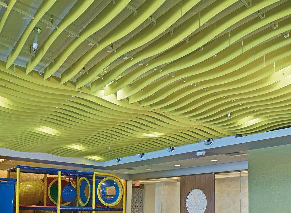 Infusion Ceiling System : Ceu continuing education armstrong ceiling solutions