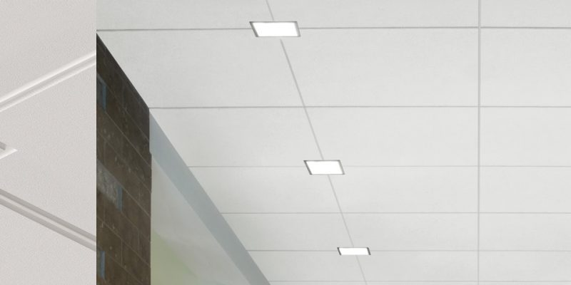 Intersection Downlighting Armstrong Ceiling Solutions