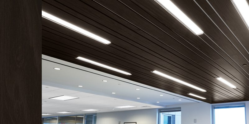 Metalworks Linear Planks Armstrong Ceiling Solutions
