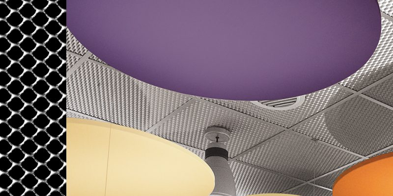 Metalworks Mesh Expanded Armstrong Ceiling Solutions