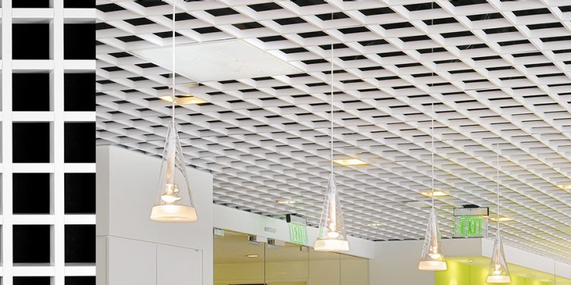 Metalworks Open Cell Panels Armstrong Ceiling Solutions