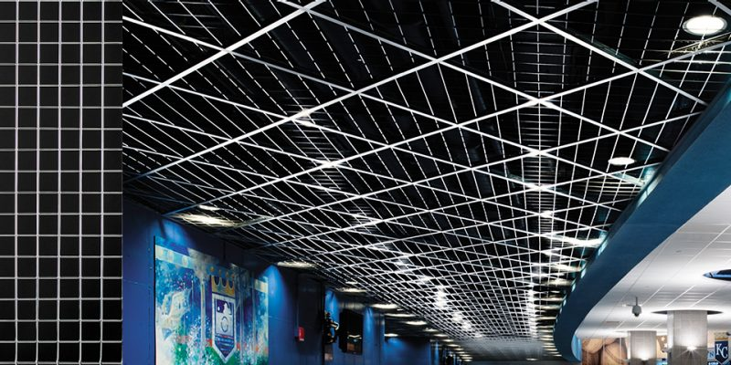 Metalworks Mesh Welded Wire 6131am Armstrong Ceiling