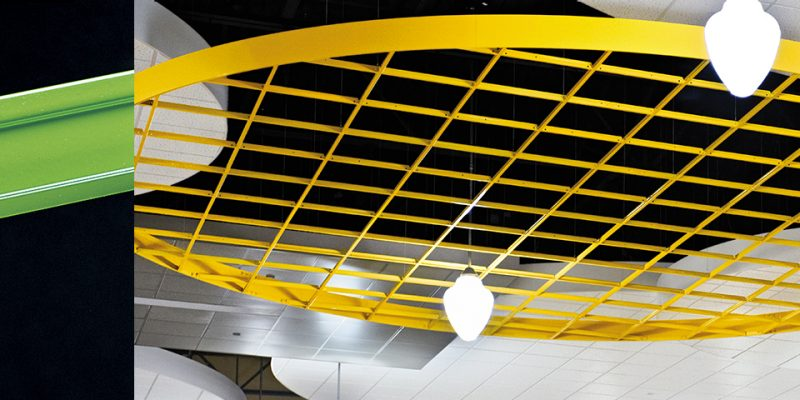 Prelude Xl 360 Painted Armstrong Ceiling Solutions