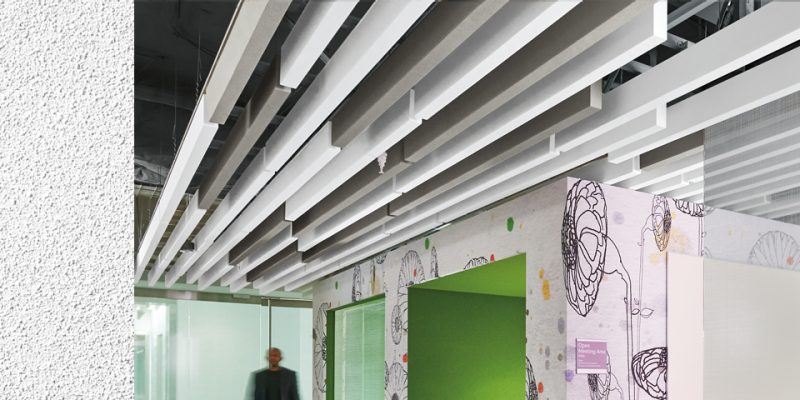 Soundscapes Blades Ceilings Armstrong Ceiling Solutions
