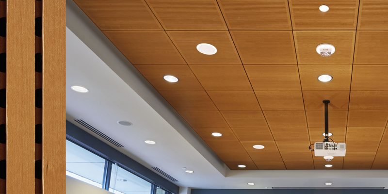 Woodworks Channeled Vector Armstrong Ceiling Solutions