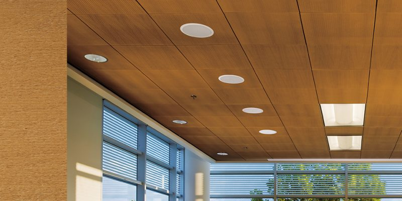 Woodworks Vector Panels Armstrong Ceiling Solutions