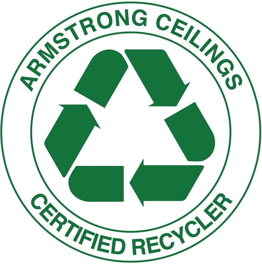Ceiling Recycling Mid Atl Armstrong Ceiling Solutions Commercial