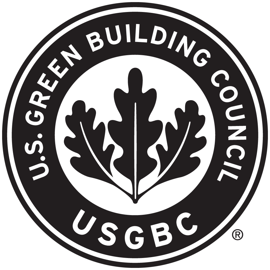 Logotipo do Green Building Council dos EUA