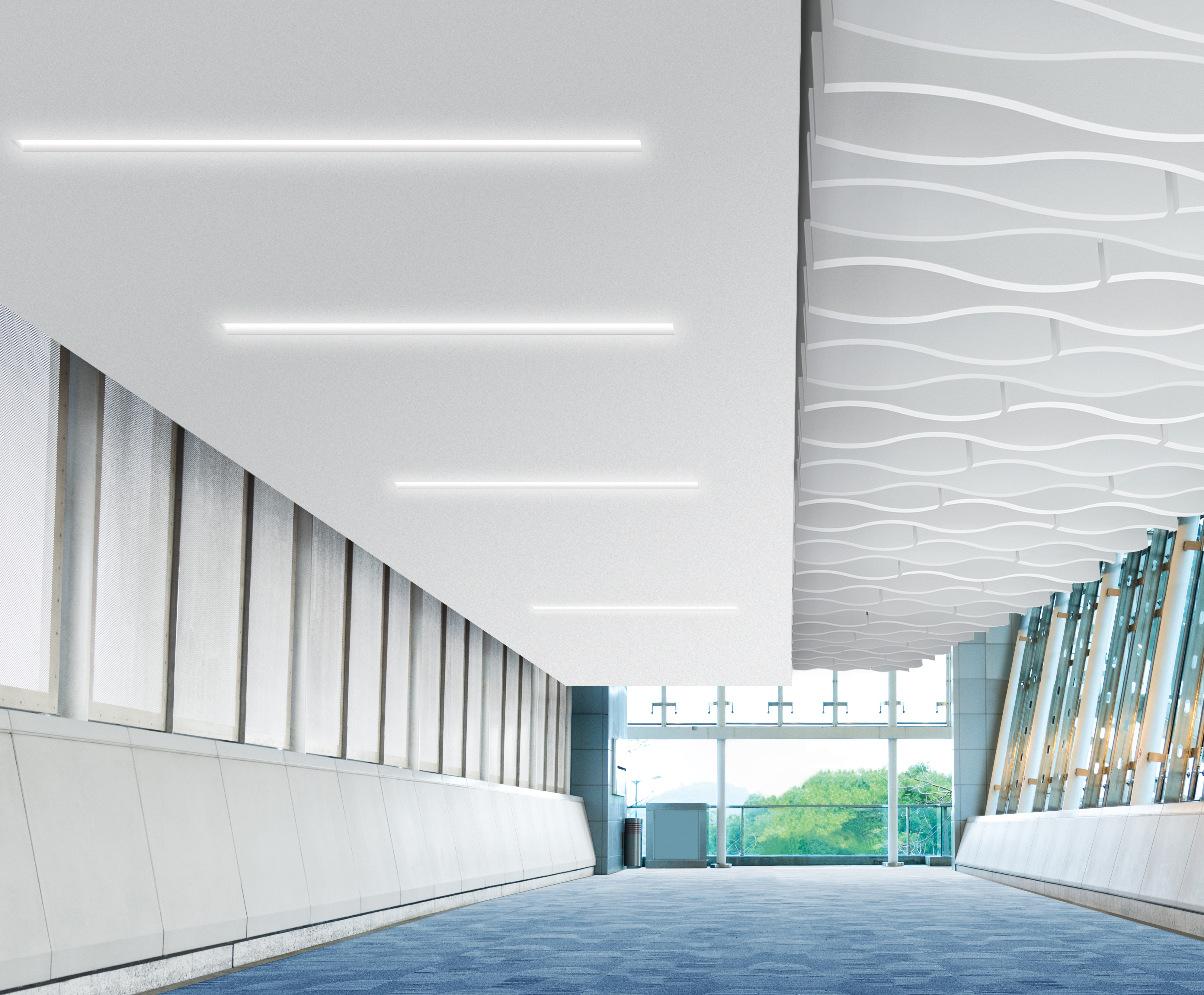 Axiom Classic | Armstrong Ceiling Solutions – Commercial