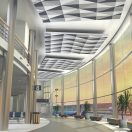 Reinvent the Ceiling Plane With New DesignFlex™ Ceiling Systems from Armstrong
