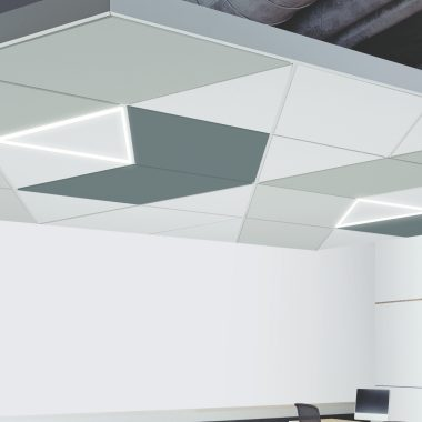 DESIGNFlex for FORMATIONS Acoustical Clouds Image  (Swatch)