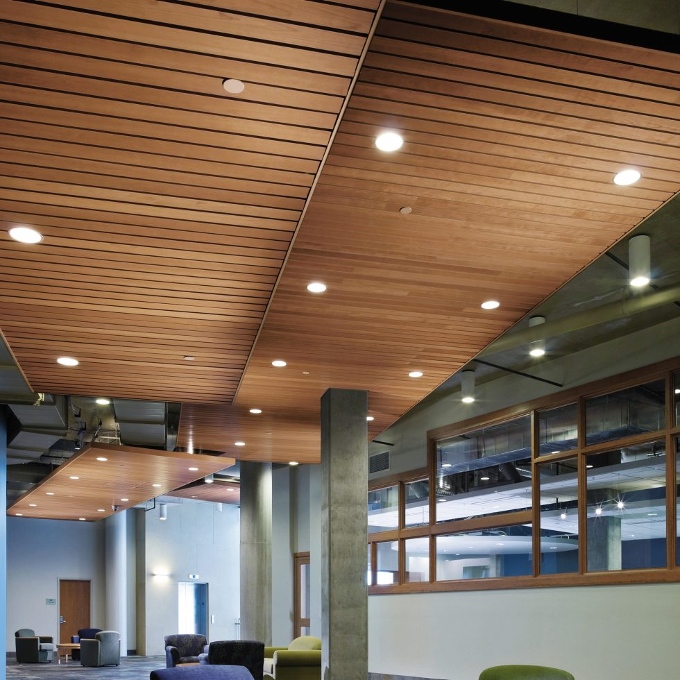 Wood Ceilings Planks Panels