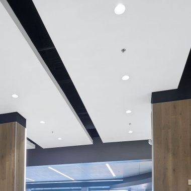 ACOUSTIBuilt Seamless Acoustical Ceiling System Image  (Swatch)