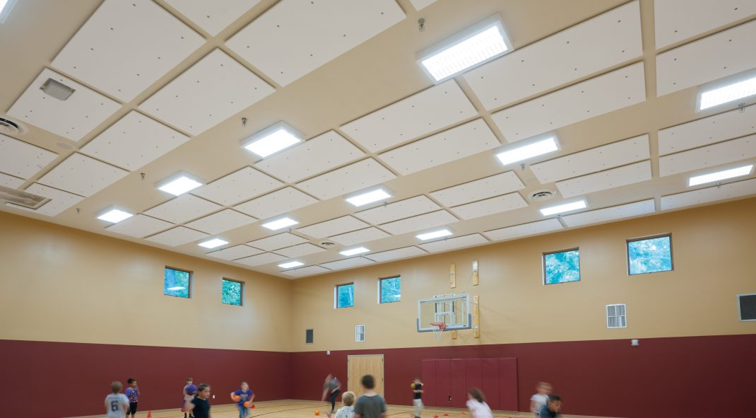 Village Green Community Center Gymnasium