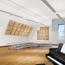 Soundsoak Diffusers -  Pennsylvania Academy of Music