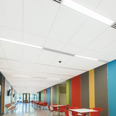 Linear lighting integration armstrong ceiling solutions commercial techzone aloadofball Gallery