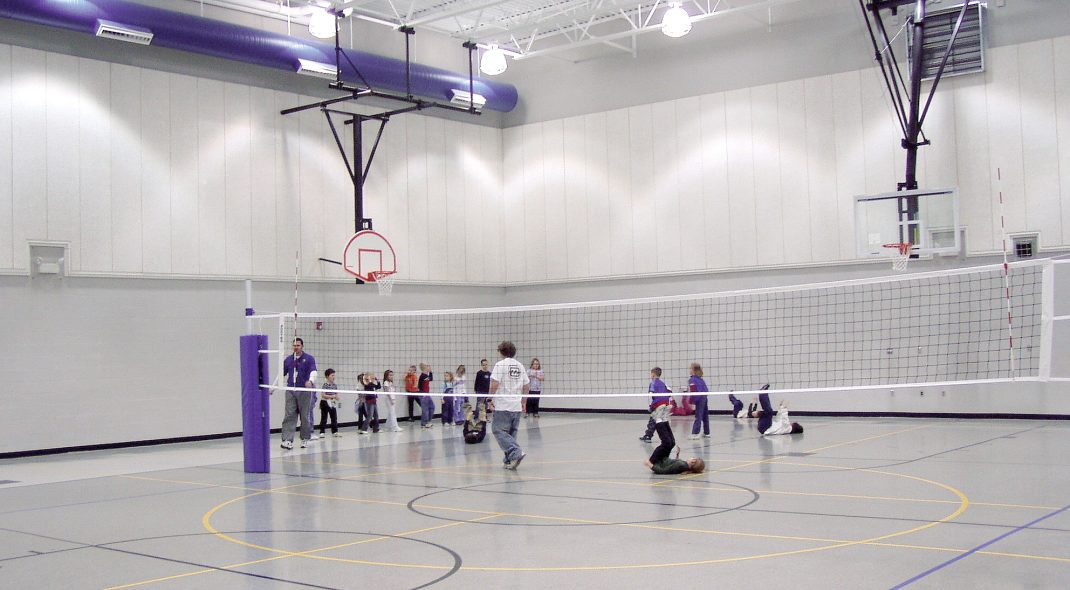 Gymnasiums / Interior Wall Acoustical Panels