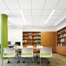 Armstrong Enhances Ceiling Design Freedom With OnCenter Linear Lighting Integration