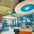 Puyallup Tribe of Indians Salish Cancer Center - FORMATIONS with ULTIMA and INFUSIONS Shapes