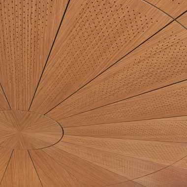 Custom Wood Ceilings Armstrong Ceiling Solutions Commercial