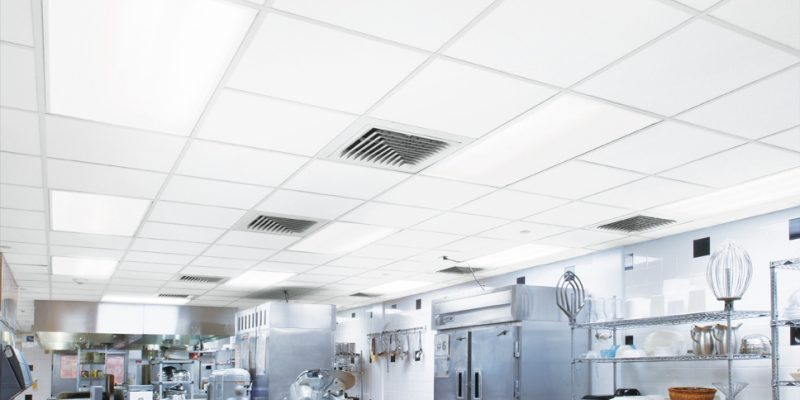 Cleanable Ceiling Tiles Armstrong Ceiling Solutions Commercial - Cleanable ceiling tiles