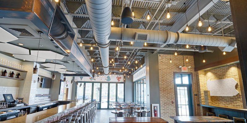 Restaurant Acoustics Soundproofing Pubs Amp Bars