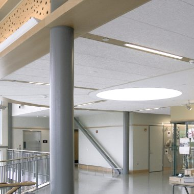 tectum ceiling solutions | armstrong ceiling solutions – commercial
