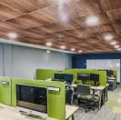 New Create! Wood Looks Ceilings from Armstrong Offer Look of Wood at More Affordable Cost