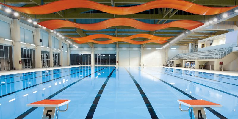 Swimming Pool Ceilings | Armstrong Ceiling Solutions – Commercial