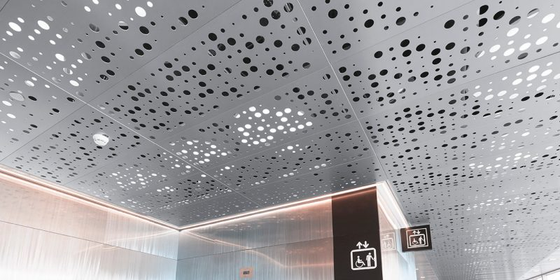 Perforated Metal Ceiling Armstrong Ceiling Solutions