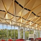 ACGI Beams & Encore Acoustical Panels - Temple University