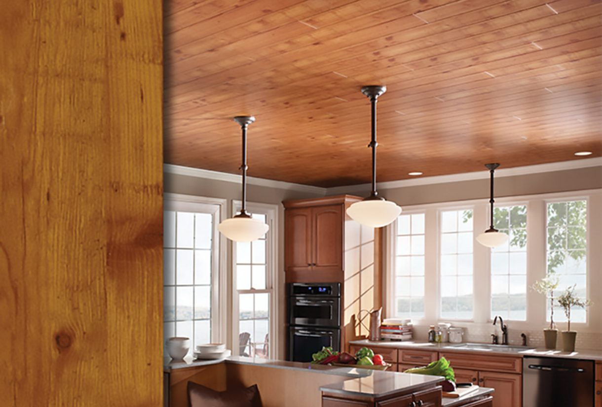 Wood Ceiling Planks Ceilings Armstrong Residential