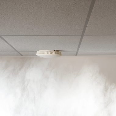 Ceilings and Fire Safety