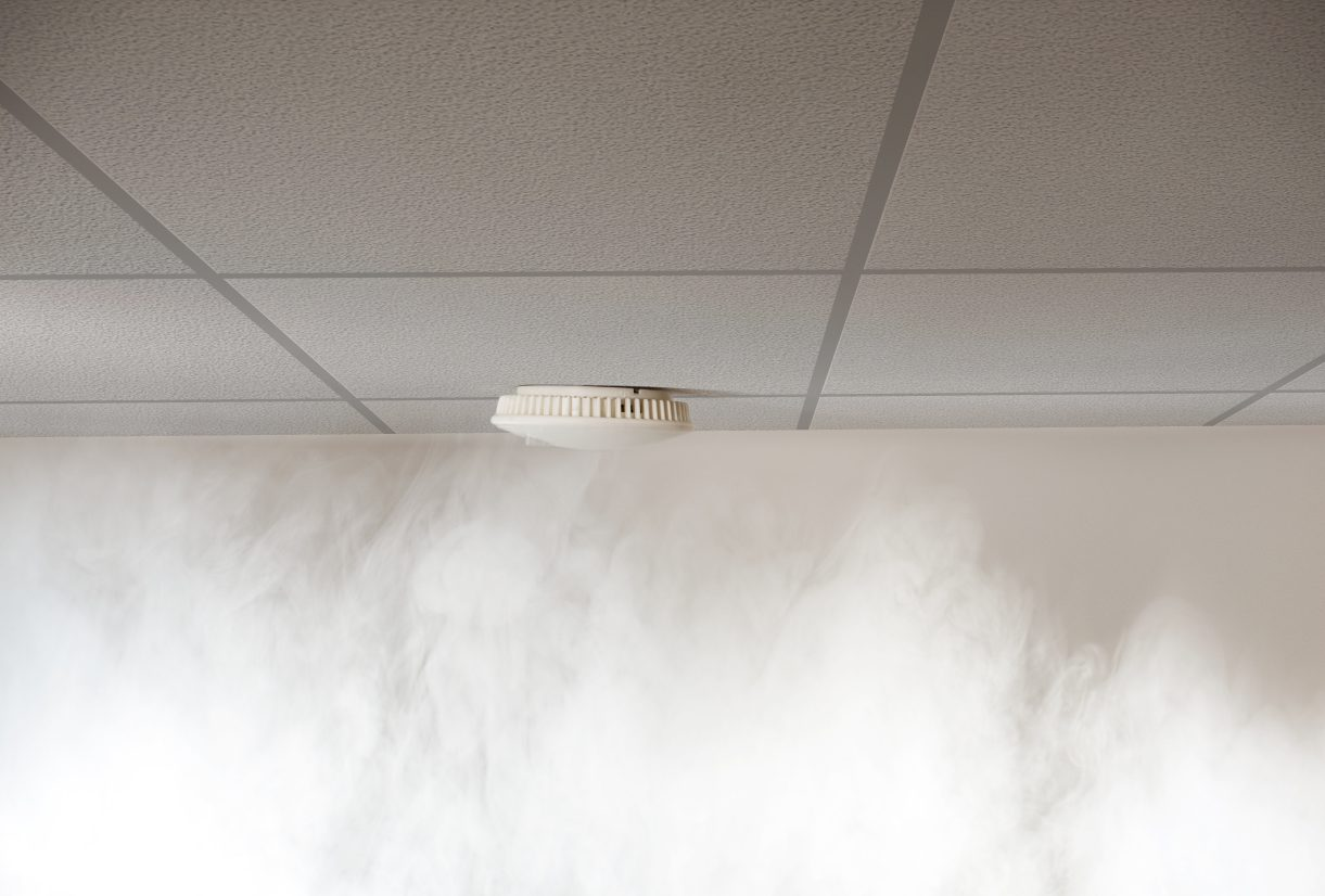 Ceilings and fire safety armstrong ceilings residential dailygadgetfo Image collections
