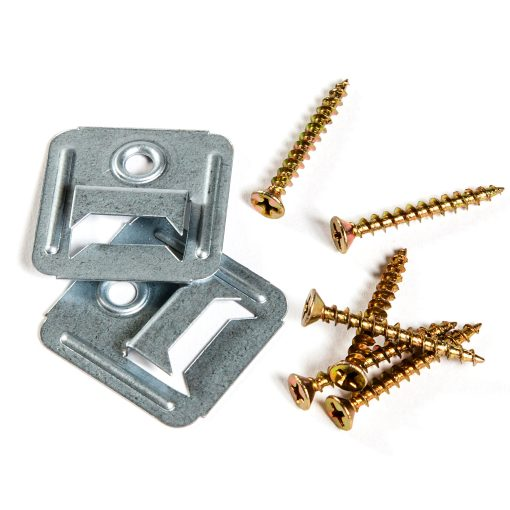 WoodHaven Clips & Screws