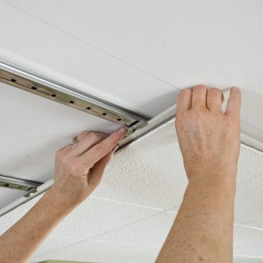 Ceiling Tile Installation: Comparing Your Options