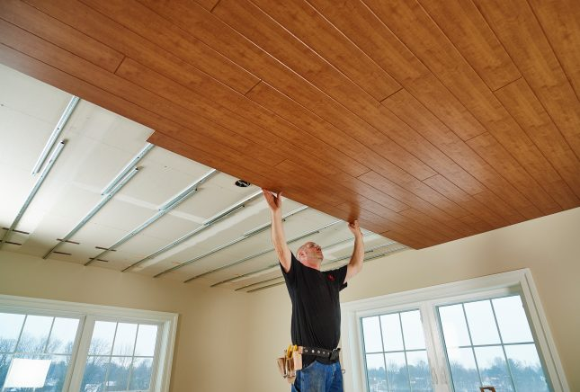 Plank Ceiling | Ceilings | Armstrong Residential
