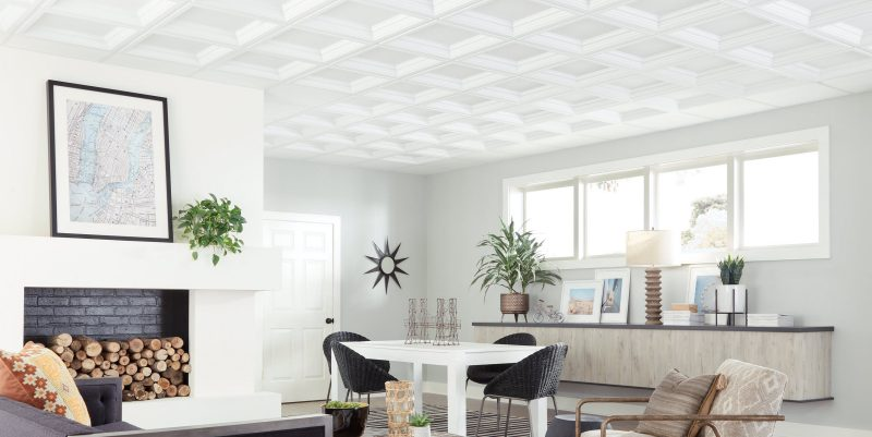 Pvc Ceiling Tiles Ceilings Armstrong Residential