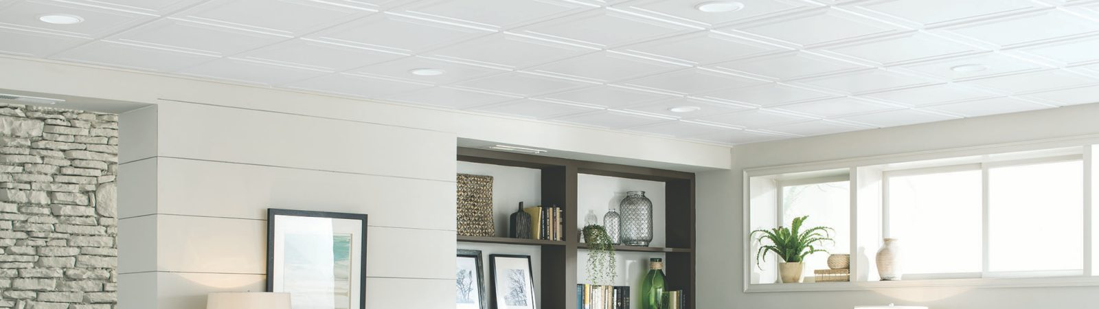 Decorative Suspended Ceiling Armstrong Ceilings Residential