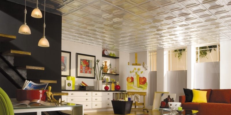 3 Drop Ceiling Design Ideas For Your Home
