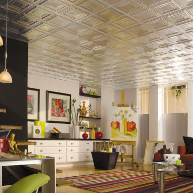 Drop Ceiling Design Ideas