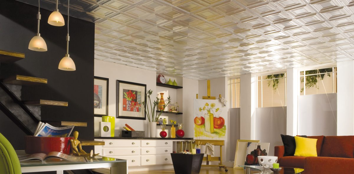 Drop Ceiling Design Ideas | Armstrong Ceilings Residential