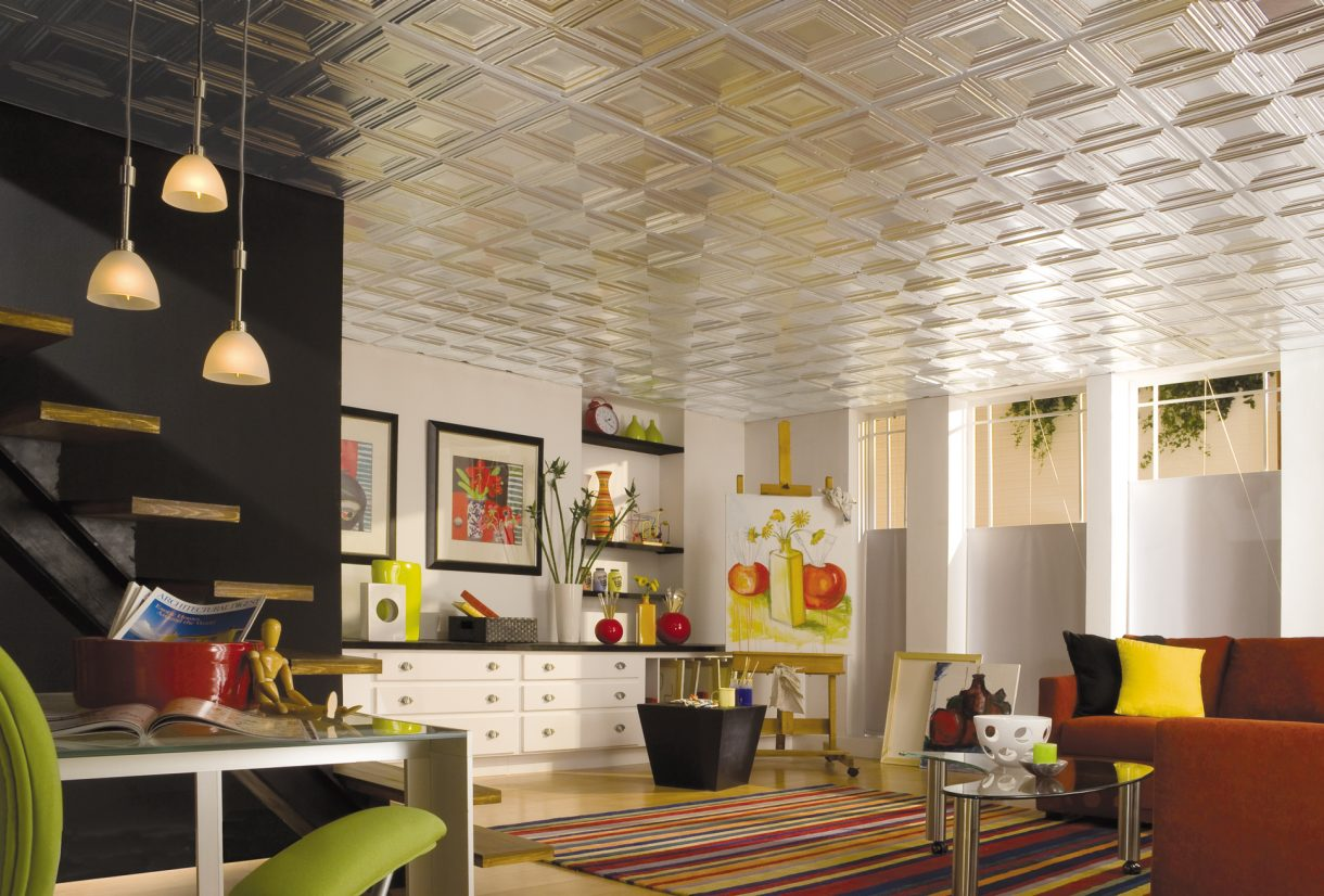 Metal Ceiling Installation Cost Ceilings Armstrong