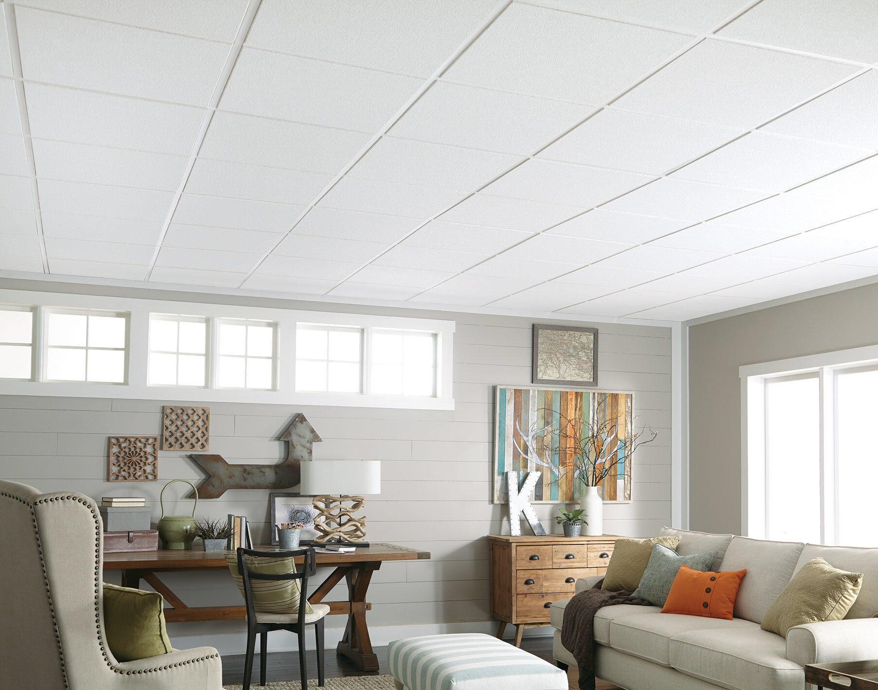 Awesome 12 By 12 Ceiling Tiles Small 2 By 4 Ceiling Tiles Flat 24X24 Marble Floor Tiles 2X4 Drop Ceiling Tiles Home Depot Young 2X4 Tin Ceiling Tiles Blue4X4 Ceramic Tile Acoustic Drop Ceiling Tiles | Armstrong Ceilings Residential
