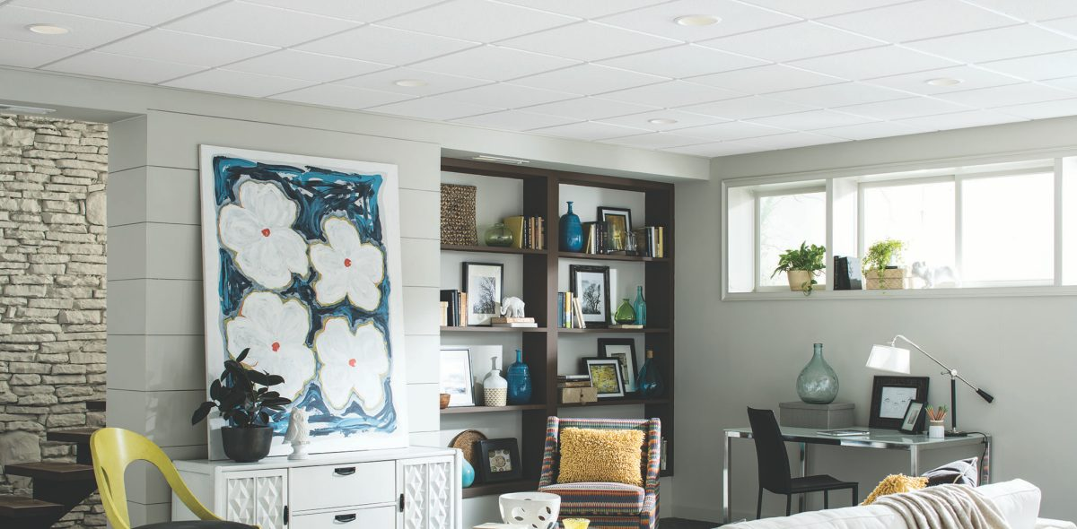 What You Should Know About Alternatives to Drywall Ceilings & Alternatives to Drywall | Armstrong Ceilings Residential