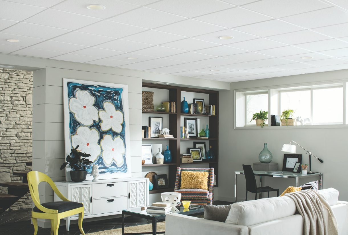 Alternatives to Drywall | Armstrong Ceilings Residential