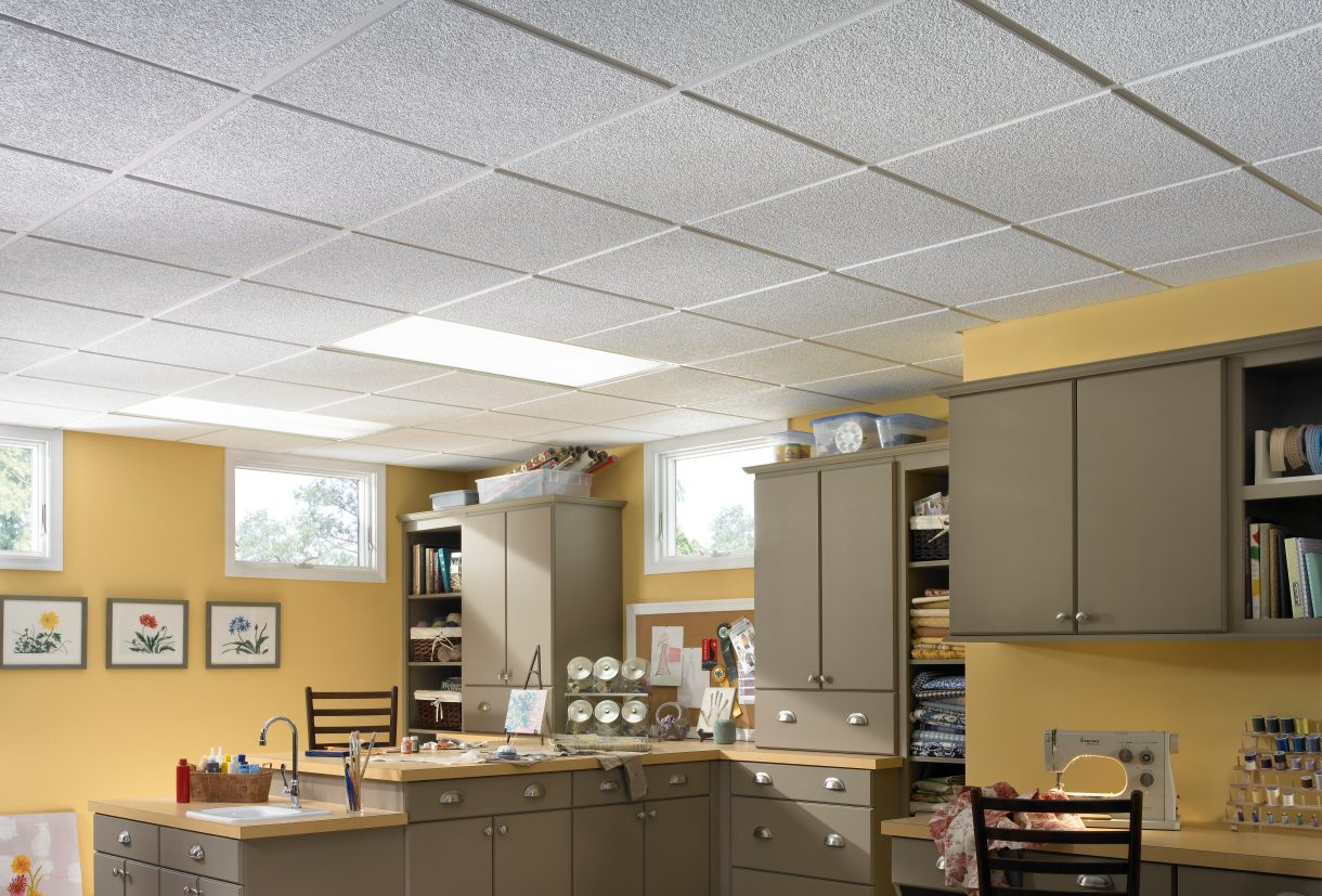 decorative acoustical ceiling tiles. Classic Fine Textured Acoustical Panels  Armstrong Ceilings Residential