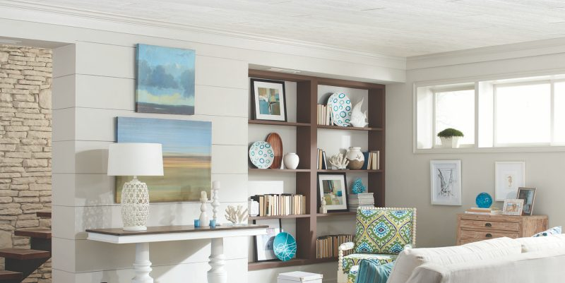 Ceiling Design | Armstrong Ceilings Residential