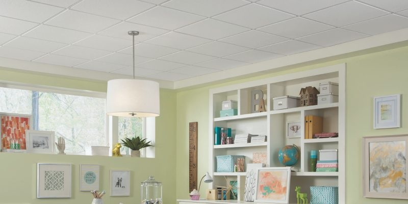How To Install A Drop Ceiling In Snap With Quickhang Products